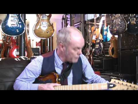Chieftain Demo by World Guitars UK