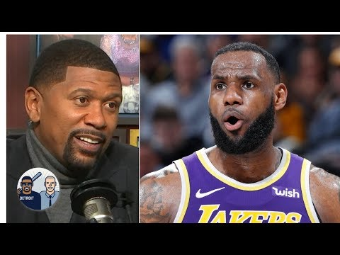 Video: Is the NBA just hating on LeBron, Lakers? | Jalen & Jacoby nba 2018-19