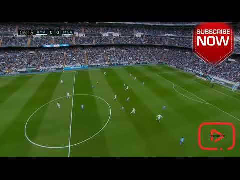 Real Madrid vs Malaga 3-2 - All Goals & Highlights - 25/11/2017 HD