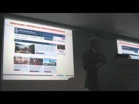 Maurizio Goetz, Tourist Experience Design: come progettare contenuti promozionali