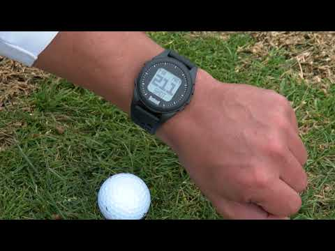 How to use the Bushnell NEO-iON GPS Watch
