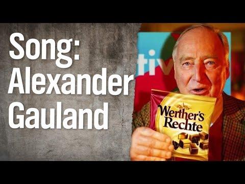 Lied für Alexander Gauland   extra 3
