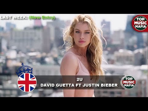 Top 40 Songs of The Week - June 24, 2017 (UK BBC CHART)