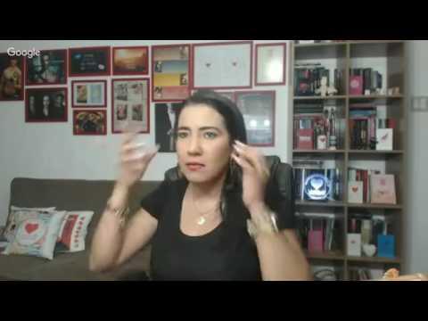 58º Hangout Livros do Coração - Tatiana Pinheiro