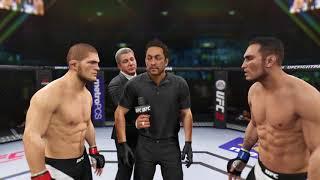 Download Video UFC Хабиб Нурмагомедов vs Тони Фергюсон   UFC2(PS4) MP3 3GP MP4