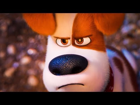 The Secret Life Of Pets 2 All Trailers (2019) HD