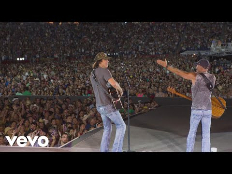 Video Kenny Chesney - David Lee Murphy - Guest on Live in No Shoes Nation download in MP3, 3GP, MP4, WEBM, AVI, FLV January 2017