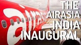 Video INAUGURAL AirAsia India I51124 : Kochi to Bengaluru MP3, 3GP, MP4, WEBM, AVI, FLV Juni 2018