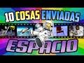 10 COSAS MAS EXTRAÑAS ENVIADAS AL ESPACIO EXTERIOR - YouTube