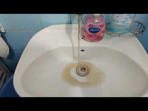 Na česmi muljevita voda, u Vodovodu kažu - ispravna za piće