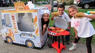 Video Kids Pretend Play Cooking with BBQ Grill Toy MP3, 3GP, MP4, WEBM, AVI, FLV Oktober 2018