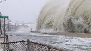 Super Storm Nemo Monster Waves