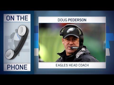 Eagles HC Doug Pederson Talks Wentz, Super Bowl 52 & More w/Rich Eisen | Full Interview | 2/21/18 (видео)