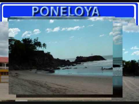 Poneloya, León Nicaragua  manfut