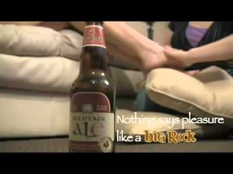 Funny Sexy Beer Commercial