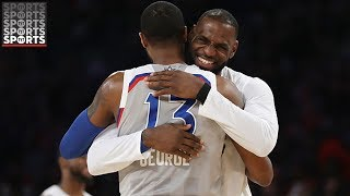"""SUBSCRIBE to TYTSPORTS for more free sports news and content!► https://www.youtube.com/tytsportsHow close were these actual teams to signing players like Paul George? Were these players at a hotel with pen in hand and walked out on the deal or are the leaked reports, especially those related with Woj, being blown out of proportion. The Cavaliers were """"close"""" to signing Paul George before Indiana backed out of the deal in favor of an offer from Oklahoma City. Rick Strom breaks it down.Leave your thoughts in the comments section below!The Rockets Are for Sale [Owner Leslie Alexander Is One of the Best in Sports]► https://www.youtube.com/watch?v=9kTcGxNJUkMConor McGregor's Dad Says He Is Not a Racist► https://www.youtube.com/watch?v=K3-OBOZM9NYRick StromTWITTER: https://twitter.com/rickstromINSTAGRAM: https://www.instagram.com/rickystromFACEBOOK: https://www.facebook.com/RickStromSports/SNAPCHAT: Frannybhoy1Francis MaxwellTWITTER: https://twitter.com/francismmaxwell?lang=enINSTAGRAM: https://www.instagram.com/francismmaxwell/FACEBOOK: http://bit.ly/TYTSportsFacebookSNAPCHAT: Frannybhoy1Jason RubinTWITTER: https://twitter.com/jasonrubin91INSTAGRAM: https://www.instagram.com/jasonrubin91/FACEBOOK :http://bit.ly/TYTSportsFacebooMEDIUM: https://medium.com/@jasonrubintytTYT Sports - one of the most dynamic sports shows on YouTube - is coming to Tune In! We cover all the latest need to know NBA, NFL, MMA, World Football [soccer] and breaking news specifically tailored to the young, dialed-in, and pop-culture savvy sports fan. Subscribe today and prepare to get hooked."""