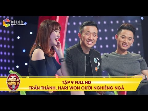 Giọng Ải Giọng Ai tập 9 Hari Won Full 31/12/2016