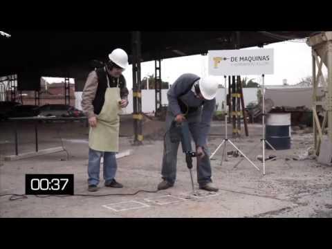"""""""Desafío Demoledor"""" – Rendimiento / Bosch vs. Einhell vs. DeWalt"""