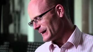 Sam Hyde, Dr James McCrone and Stuart Hatfield of The Technology Partnership plc, winner of the 2012 Innovation Award,...