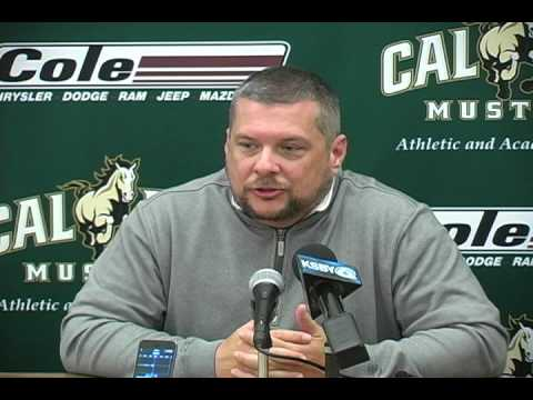 Cal Poly Director of Athletics Don Oberhelman