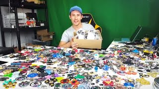 Video Tons & Tons of Fidget Spinner Unboxing!!! + 3 Giveaway Winners Announced!!! MP3, 3GP, MP4, WEBM, AVI, FLV November 2017