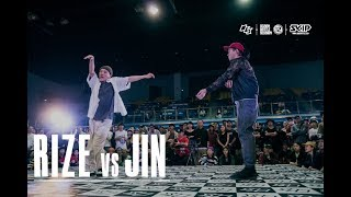 Rize vs Jin – OBS vol.12 Day3 Popping Best16