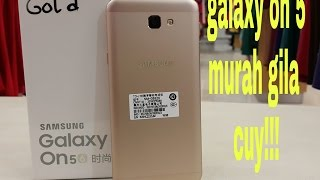 Download Lagu unboxing GALAXY ON 5  2016 indonesia,saya suka-saya suka Mp3
