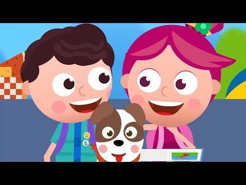 Araba Şarkısı - Bebek ve Çocuklar için Eğlenceli Şarkılar