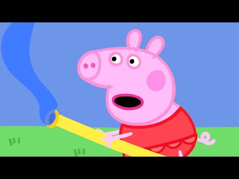 Peppa Pig Official Channel | Outdoor Adventures with Peppa Pig!