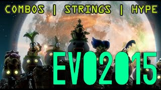 Top Smash 4 Combos, Highlights, and Moments from EVO 2015, compiled by EverythingSmash!