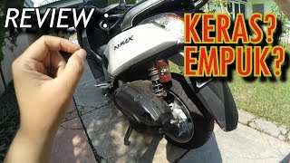 Video Review dan Cara Setting Shockbreaker Racing Boy SB 2 Series Yamaha NMax | MENGECEWAKAN? MP3, 3GP, MP4, WEBM, AVI, FLV Juni 2018