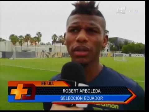 Ecuador y México, frente a frente el domingo en Texas