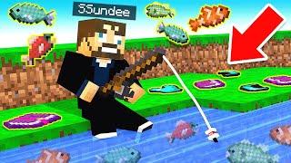 DERP SSUNDEE Goes FISHING (Minecraft)