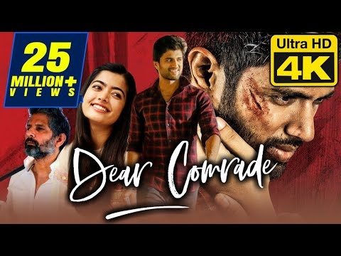 Dear Comrade Hindi Dubbed Movie In 4K Ultra HD Quality | Vijay Devarakonda, Rashmika, Shruti