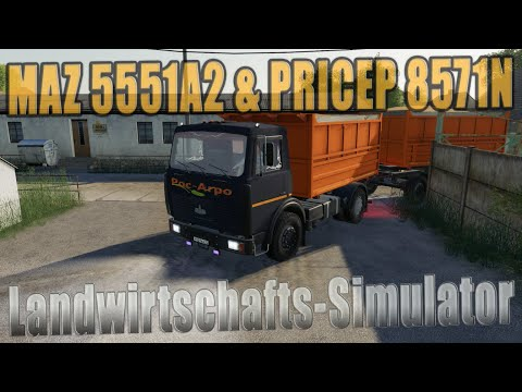 Maz 5551A2 & Pricep 8571N v1.0.0.0