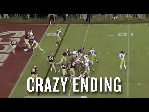 notre - Florida State defeated Notre Dame on Saturday night. Watch the controversial call that played a factor in the game's outcome. Subscribe: http://www.youtube.com/subscription_center?add_user=sbnatio ...