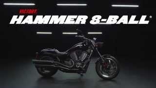 8. Victory Hammer 8-Ball Motorycycle – Victory Motorcycles