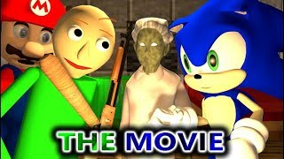 Video GRANNY VS BALDI & SONIC CHALLENGE THE MOVIE! (official) Minecraft Horror Game Full Animation Video MP3, 3GP, MP4, WEBM, AVI, FLV Agustus 2019