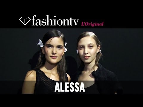 Fashion TV - http://www.FashionTV.com/videos RIO - FashionTV goes backstage at the Alessa Summer 2015 show at Fashion Rio.