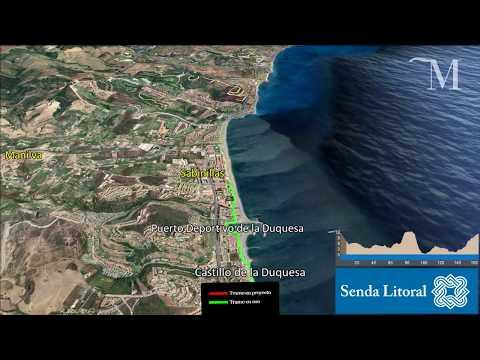 Verbesserungen des Große Küstenwanderweg bis Januar 2019