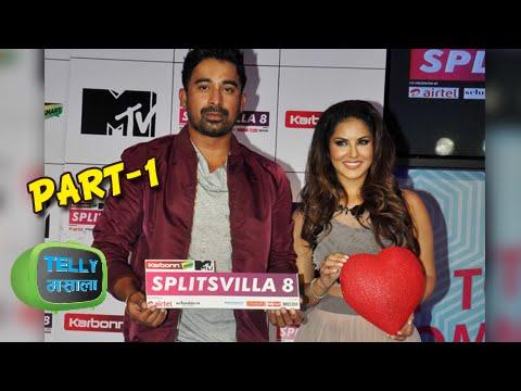 MTV Splitsvilla 8 Launch   Sunny Leone & Rannvijay Singh   Part 1
