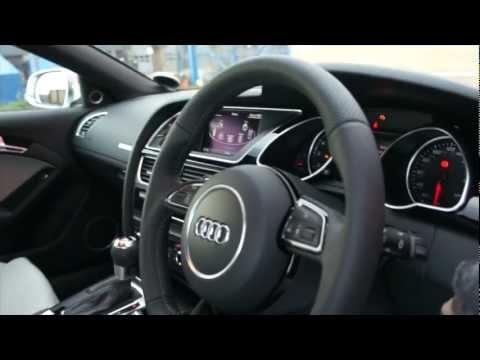2013 Audi RS5 semi in depth tour & review