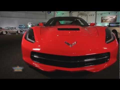 Corvette Stingray Youtube on 2014 Corvette Stingray Walkaround