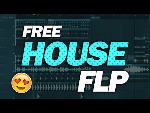 Free House FLP: by EDGR [Only for Learn Purpose] (видео)