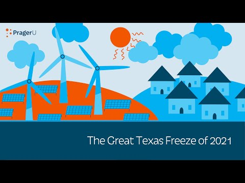 The Great Texas Freeze of 2021