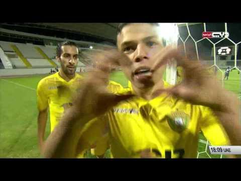 Al Wasl (2) x Baniyas (0) President Cup 26-12-2016~ Goals