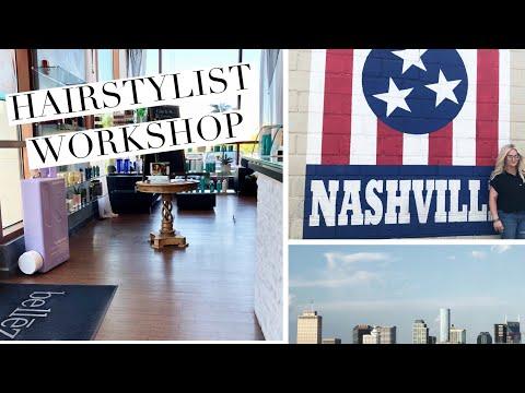 Hairdresser - MEET HAIRSTYLIST- NASHVILLE WORKSHOP