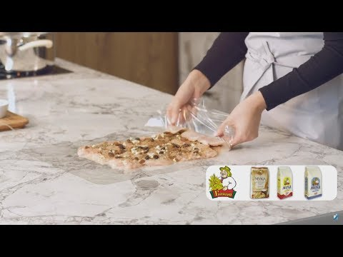 """Кулинарная программа """"Рецепт+"""" 17 выпуск. (Куриный рулет)"""