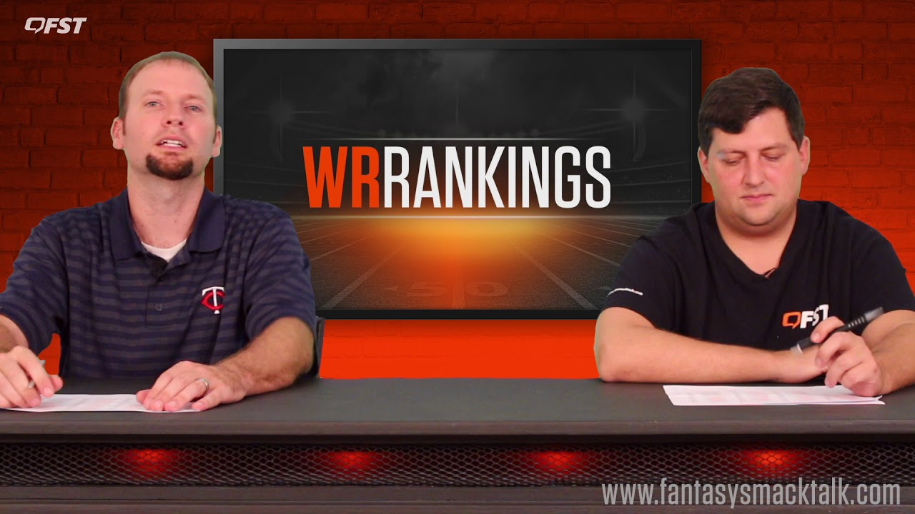 Fantasy Football: Week 5 Player Rankings thumbnail