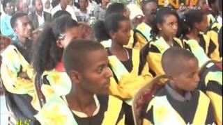 "Eritrean News - ዓንሰባ - ሽልማት ""ሻሎት""   Best Students of Anseba 2013 by Eri TV Zena"